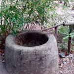 Brunnen im landschloß pirna-zuschendorf