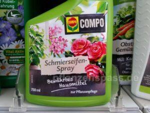 Schmierseifen-Spray von Compo, als fertige Mischung zu kaufen