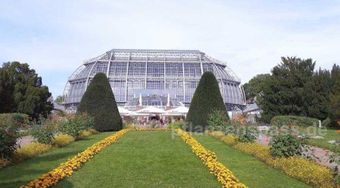 Botanischer Garten Berlin Exkursion Der Besonderen Art
